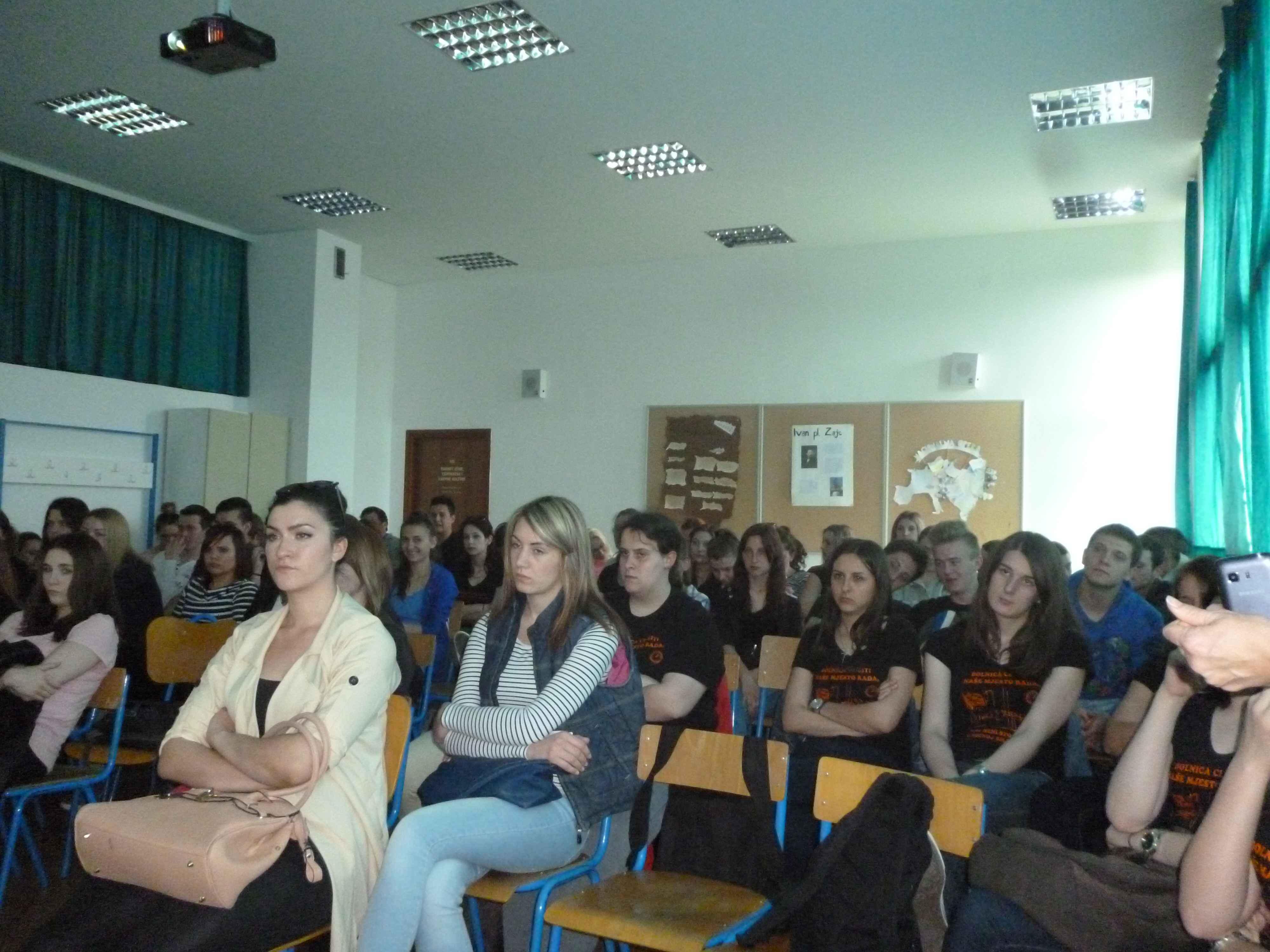 Web stranica za upoznavanje Trogir Hrvatska